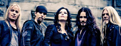 Nightwish en Lima: Diciembre 2012