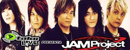 OTAKULIVE - JAM PROJECT LATIN AMERICA TOUR 2012