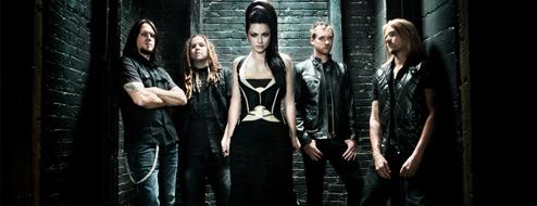 Confirmado: Evanescence en Lima, Octubre 2012
