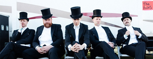 The Hives en Lima - Abril 2013