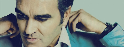 Morrissey en Lima - Julio 2013