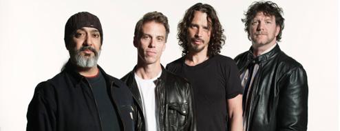 Soundgarden en Lima: Marzo 2014