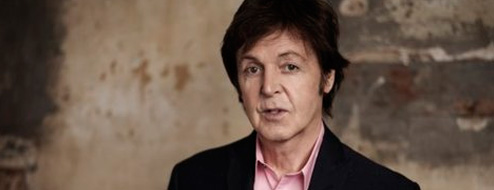 Paul McCartney en Lima, Abril 2014