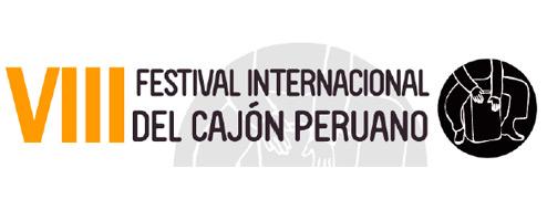 Octavo Festival Internacional del Cajón Peruano.