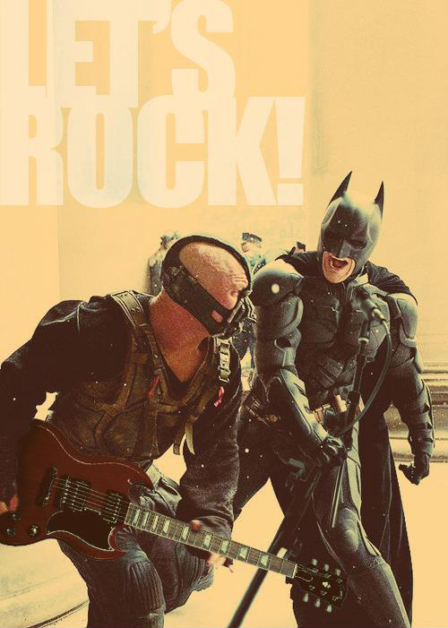 Batman Rock
